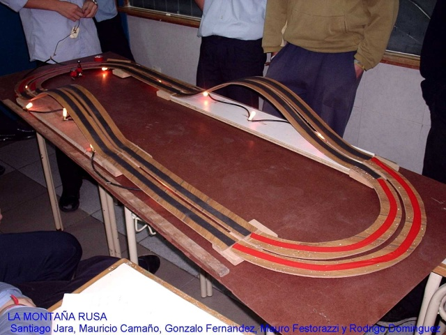 2004: Proyectos Física